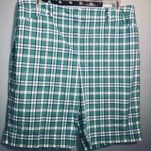Jones New York Bermuda plus size shorts